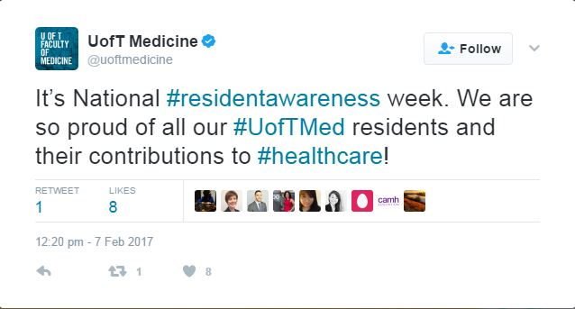 Resident Awareness Week