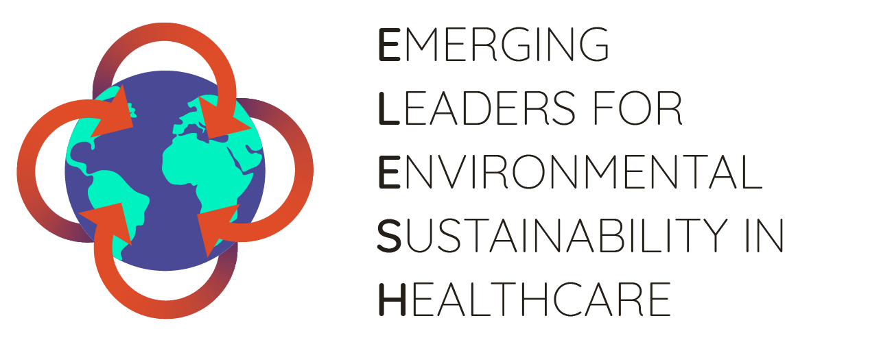 Emerging Leaders for Environmental Sustainability in Healthcare