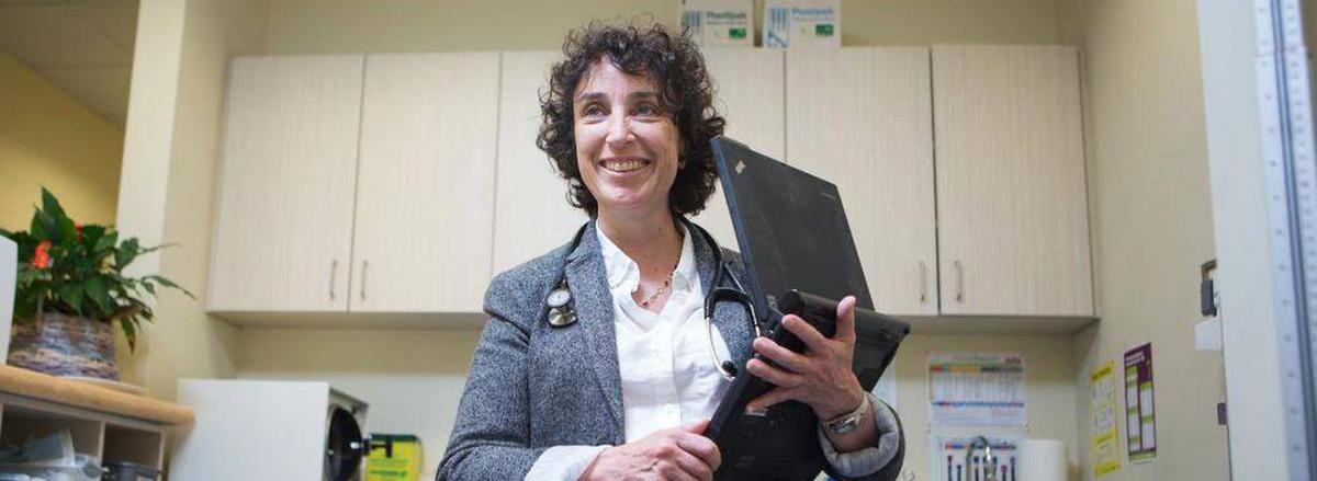 Dr. Michelle Greiver